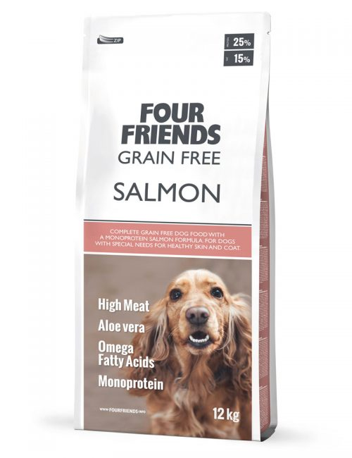 FourFriends Grain Free Salmon