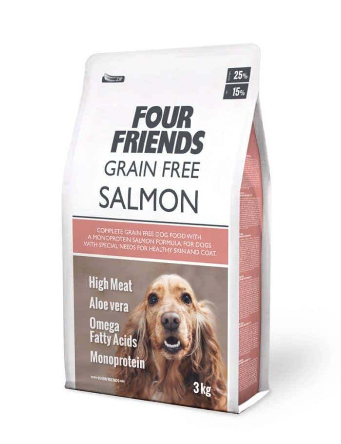 FourFriends Grain Free Salmon