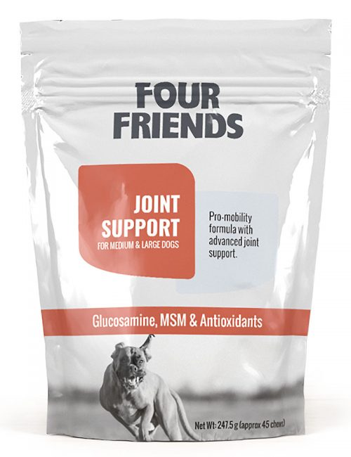 FourFriends Joint Support for Large Dogs