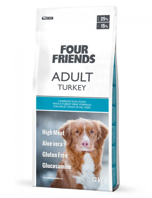 FourFriends Adult Turkey 12 kg