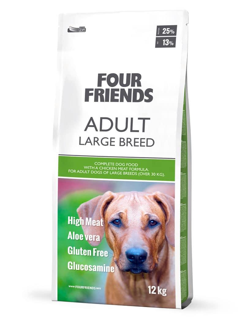 FourFriends hundmat Adult Large Breed