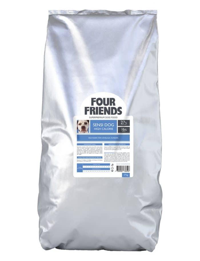 FourFriends hundmat Sensi Dog High Calorie
